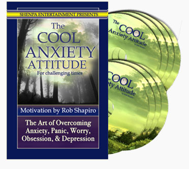 Cool Anxiety CDs